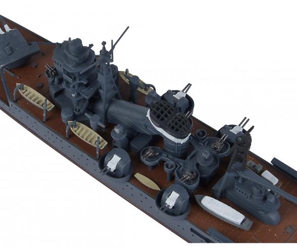 1:700 Jap. Kumano Lt. Kreuzer WL