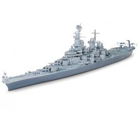 1:700 US Missouri Battleship WL
