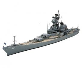 1:700 US New Jersey Schlachschiff WL
