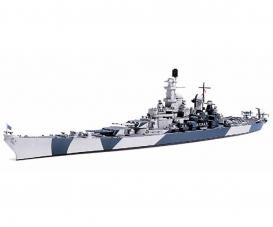 1:700 US BB-61 Iowa Schlachtschiff WL