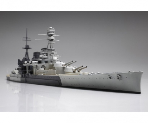 1:700 Brit. Repulse Battle Cruiser WL