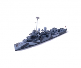 1:700 WL US Nav.Destroyer DD-797 Cushing
