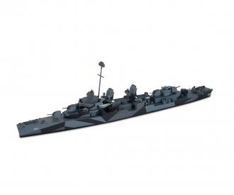 1:700 WL US Nav.Destroyer DD-797 Cushing
