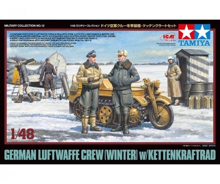 1/48 Luftwaffe &Kettenkraftrad