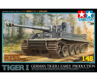 1:48 WWII Dt.Sd.Kfz.181 Tiger I Ausf.E