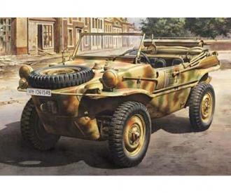 1:48 Ger. Schwimmwagen Typ166 Pkw.K2