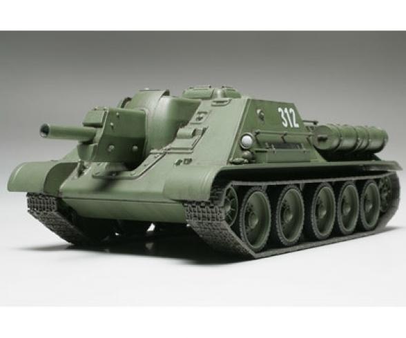 1:48 Rus. SU-122 Tank Destroyer