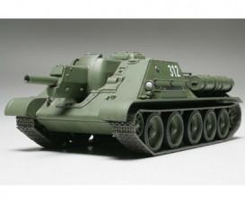 1:48 Rus. SU-122 Tank Destroyer