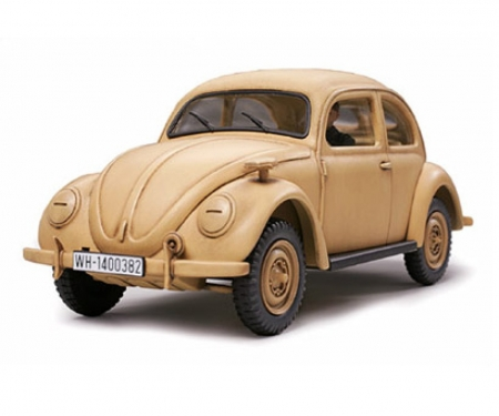 1:48 WWII Volkswagen Type82E Staff Car