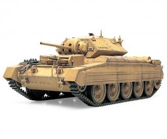1:48 Brit. Crusader Tank Mk.I&II