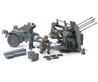 1:48 WWII Dt. 20mm Flakvierling 38 (4)
