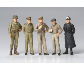 1:48 Figure-Set Famous Generals (10)