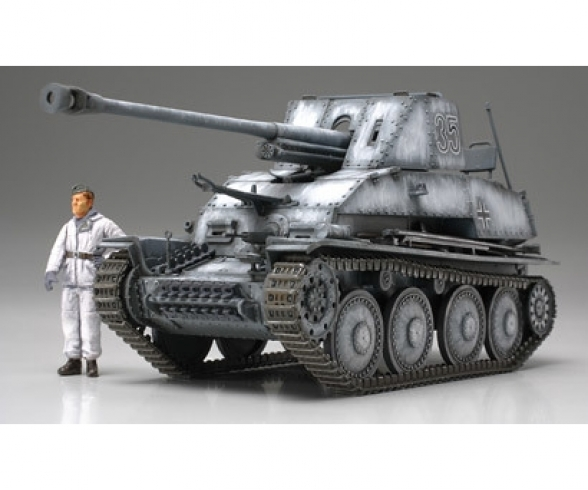 1:48 WWII Ger.Tank Destr. Marder III (1)