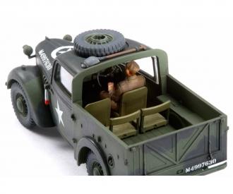1:48 WWII Brit. Small Staff Car 10HP