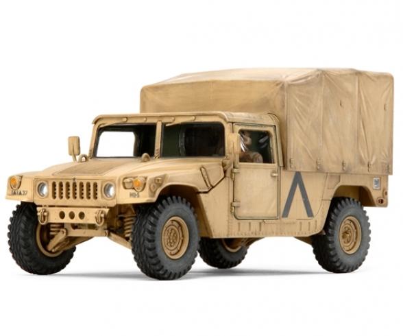 1:48 US Modern 4x4 Vehicle Cargo Type