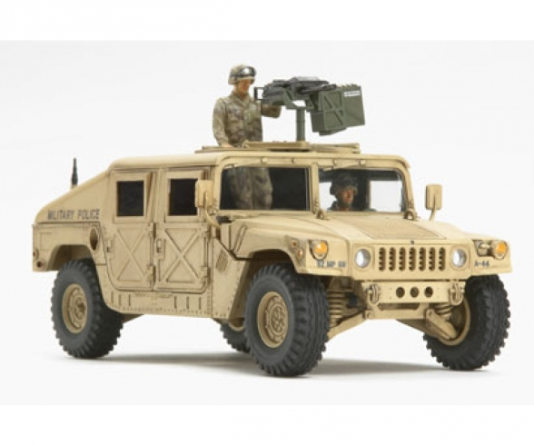 1:48 US Modernes Mil.Fhzg 4x4 m.Bewaff.