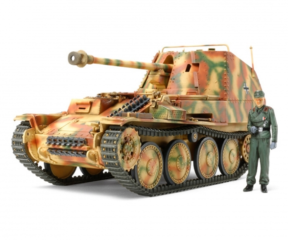 1:48 WWII Dt. Jagdpanzer Marder III M