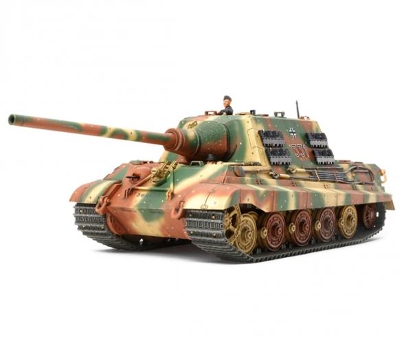 1:48 Ger. Heavy Tank Jagdtiger Early Pr.