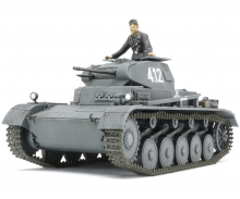 1:48 WWII Dt.Panzer II Ausf.A/B/C F.C.