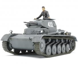 1:48 Dt. Panzer II Ausf.A/B/C F.C.