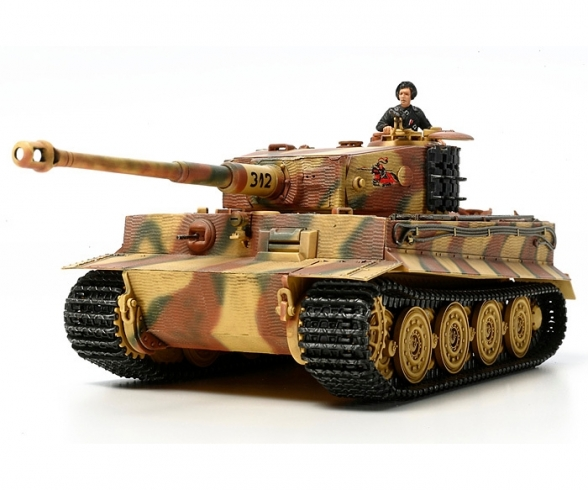 1:48 Ger. Tiger I Late Prod.(Tentative)
