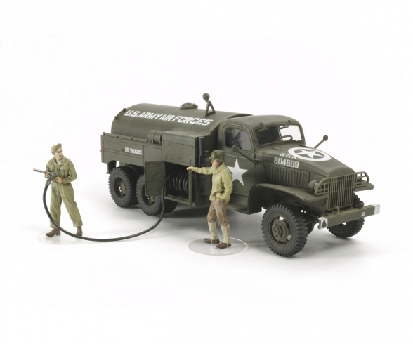 1:48 US 2,5to 6x6 Flugfeld Tankwagen (2)
