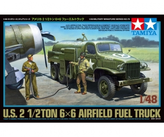 1:48 US 2.5to 6x6 Airf. Fuel Truck (2)