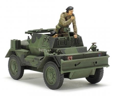 1:48 WWII Brit. Panzerspähwagen Dingo II