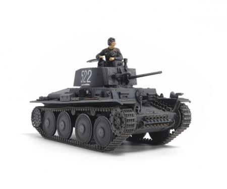 1:48 German PzKpfw. 38(t) Ausf.E/F