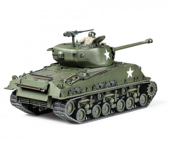 1:48 US M4A3E8 Sherman Easy Eight