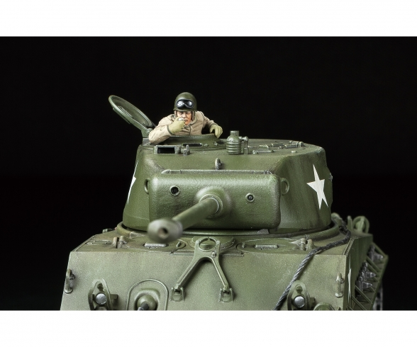 1:48 US M4A3E8 Sherman Easy Eight