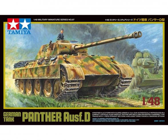 1:48 Panther Ausführung D