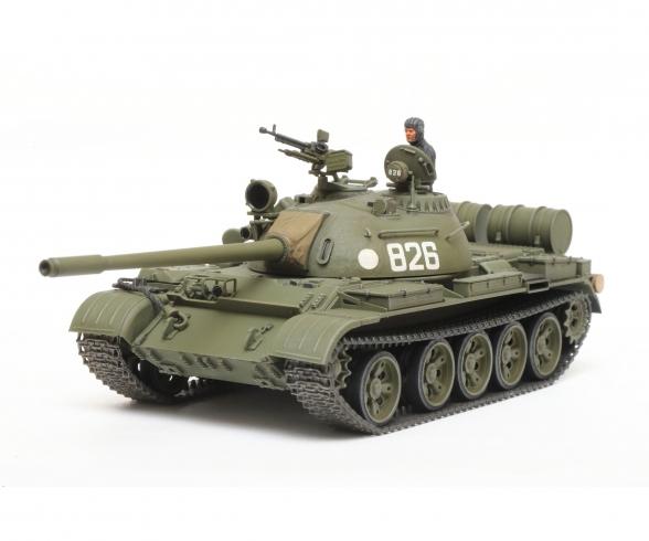 1:48 Rus. T-55 Battle Tank