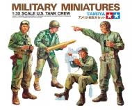 1:35 Fig.-Set US Panzerbesatzung (4)
