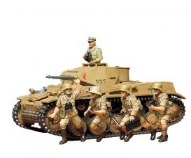 1:35 WWII PzKpfw. II Ausf.F/G (5) SK.121