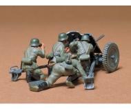 1:35 WWII Ger.3,7cm PAK 35/36 w/Fig. (4)