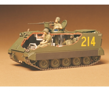 1:35 US Personal Carrier M113 A.P.C (5)