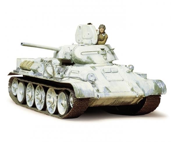 1:35 Sov.Tank T-34/76 Mod.1942 (2)