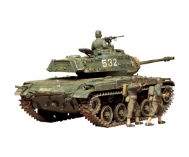 1:35 US Tank M41 Walker Bulldog (3)