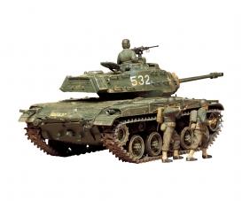 1:35 US Tank M41 Walker Bulldog (3)