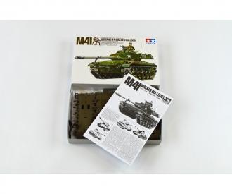 1:35 US Panzer M41 Walker Bulldog (3)
