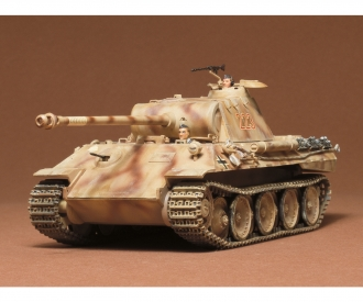 1:35 WWII Dt. SdKfz.171 Panther A (2)