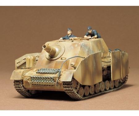 1:35 WWII Dt. Sturmpanzer Brummbär (2)