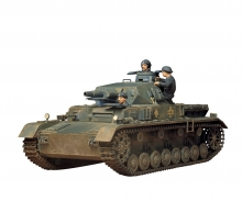 1:35 WWII Ger. PzKpfw. IV Ausf. D (3)