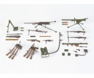 1:35 Diorama-Set US Infantry-Weapons