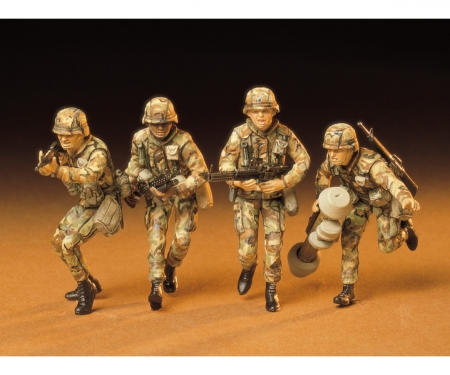 1:35 Fig.-Set US Moderne Infanterie (4)