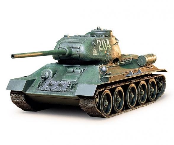 1:35 Rus. Pz. T-34/85