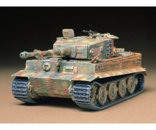 1:35 WWII SdKfz.181 PzKpfw.VI Tiger I E