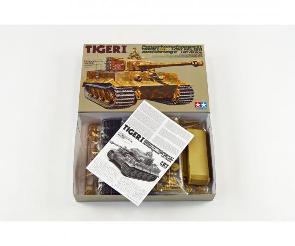1:35 Ger. SdKfz.181 PzKpfw.VI Tiger I E
