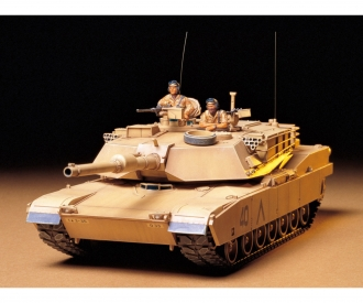 1:35 US MBT M1A1 Abrams (2)